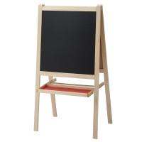 Sevalet lemn pentru copii, 118 x 62 x 43 cm, 3 ani+