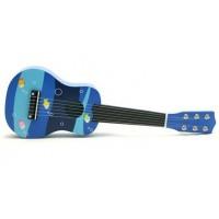 Chitara pentru copii Country Kids, 57,5 x 19 cm, Multicolor