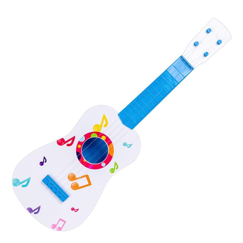 Chitara pentru copii, 60 cm, Multicolor