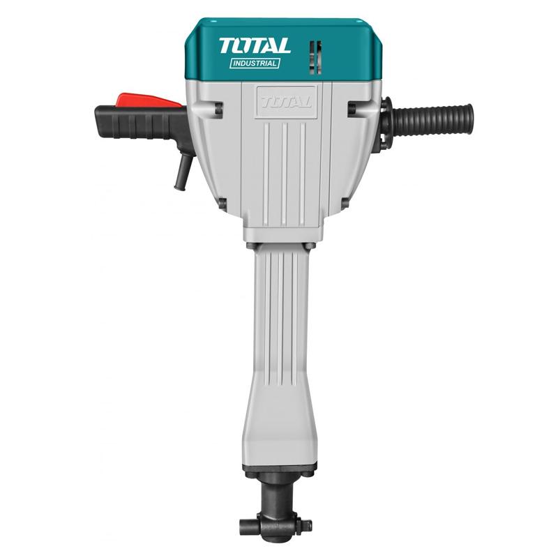 Ciocan demolator Total, 2200 W, 75 J, 950 bmp, sistem HEX 2021 shopu.ro