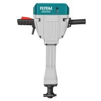Ciocan demolator Total, 2200 W, 75 J, 950 bmp, sistem HEX