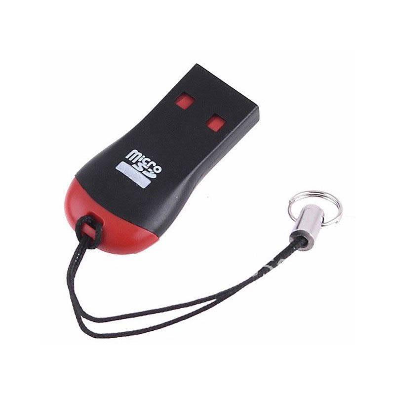 Cititor carduri micro SD, interfata USB 2021 shopu.ro