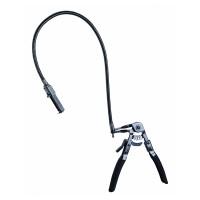 Cleste pentru coliere elastice Topmaster, 650 mm, otel, cablu inclus