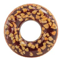 Colac inot Donuts Chocolate Intex, 114 cm