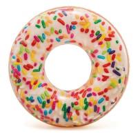 Colac inot Rainbow Donut, 114 cm, Multicolor