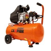 Compresor aer pe ulei Campion, 1800 W, 24 L, 3000 rpm, 200 l/min, 6.5 A