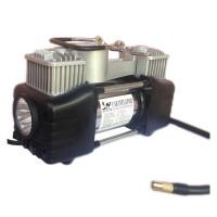 Compresor auto Camel, afisaj mecanic, 25 A, 85 l/min, lanterna