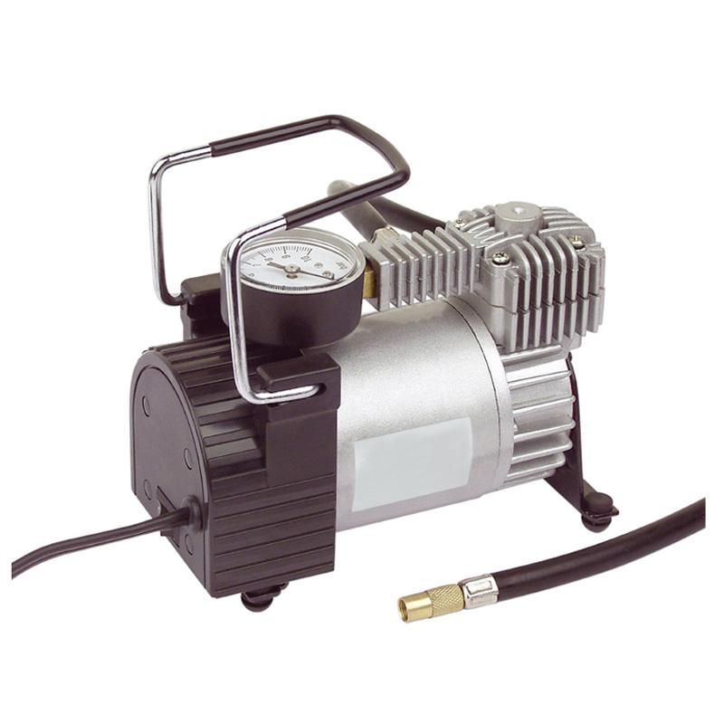 Compresor auto portabil Air Pump, 12 V, 10 A, 100 PSI 2021 shopu.ro