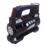 Compresor auto, 288 W, 24 A, 150 PSI, 55 l/min, trusa inclusa