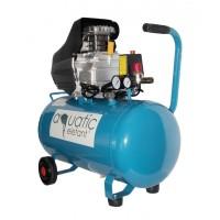 Compresor cu aer Elefant Aquatic XYBM50B, 2 CP, 8 bar, 2850 rpm, 200 l/min, butelie 50 l, 2 duze
