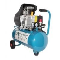 Compresor cu aer Elefant Aquatic XYMB24B, 1.5 CP, 8 bar, 2850 rpm, 100 l/min, butelie 24 l, 2 duze