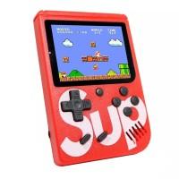 Mini consola portabila Gameboy Sup Plus, 400 jocuri, acumulator 1000 mAh, cablu AV inclus