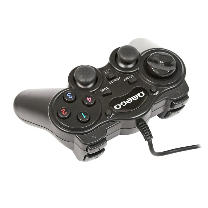 Controller Omega Interceptor, conectare USB, 12 butoane