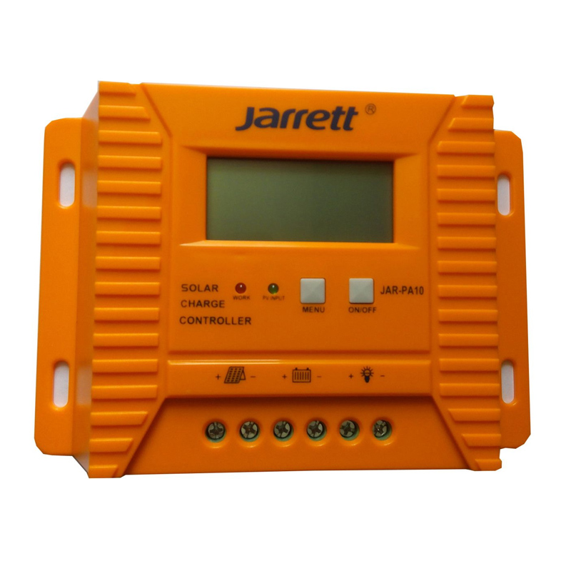 Controller solar Jarret, 20 A, display grafic LCD, tensiune incarcare 13.8 V/24.6 V shopu.ro