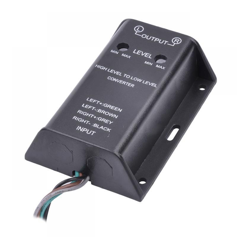 Convertor semnal Hi-Low pentru amplificator auto URZ0570 2021 shopu.ro