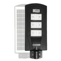 Corp de iluminat stradal cu panou solar CCLamp, 60 W, senzor miscare