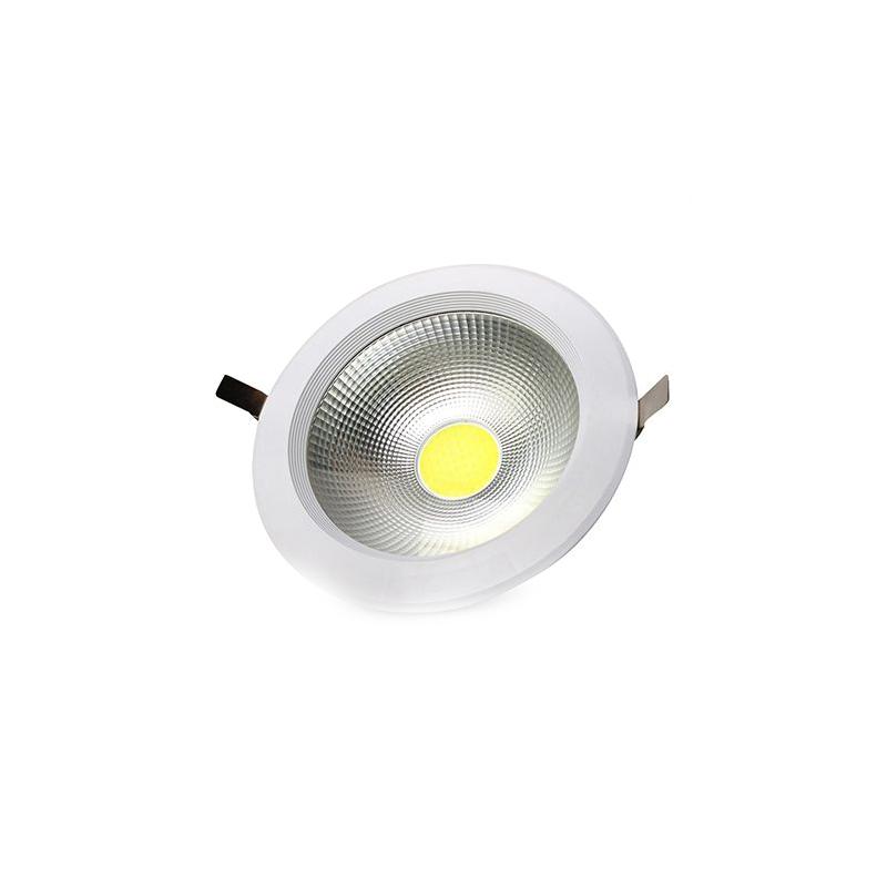 Corp iluminat incorporabil, 20 W, 2400 lm, 4500 K, LED, lumina alb neutru 2021 shopu.ro