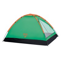 Cort camping 2 persoane Bestway Monodome, poliester, 145 x 205 x 100 cm