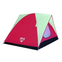 Cort camping 2 persoane Bestway Woodlands, poliester, 200 x 140 x 110 cm