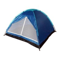 Cort camping 3 persoane, 200 x 200 x 130 cm