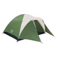 Cort camping 4 persoane Bestway Montana, poliester, 210 x 240 x 130 cm