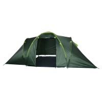 Cort camping 6 persoane WR3147, poliester, 460 x 10 x 190 cm