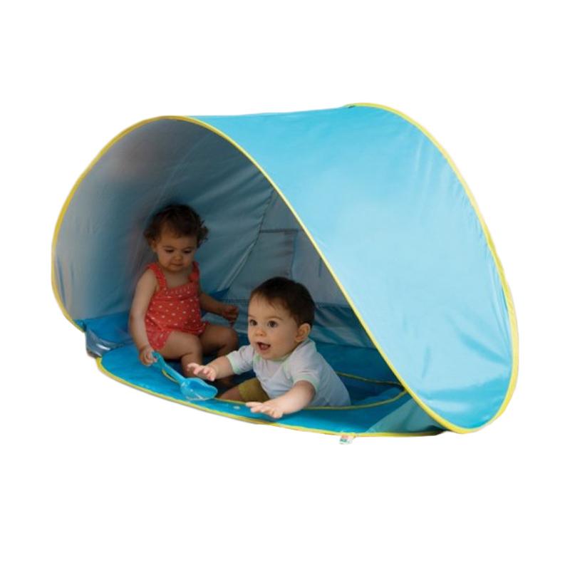 Cort joaca pentru copii Ludi, poliester, mini piscina inclusa, 115 x 80 x 70 cm, 10 luni+ 2021 shopu.ro