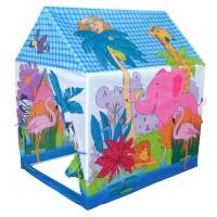 Cort pentru copii, 95 x 72 x 102 cm, model animalute