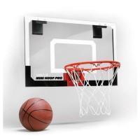 Cos de baschet pentru interior Basketball, 45.5 x 30.5 x 30 cm, accesorii incluse