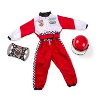 Costum de carnaval Pilot de curse Melissa and Doug, 3 ani+