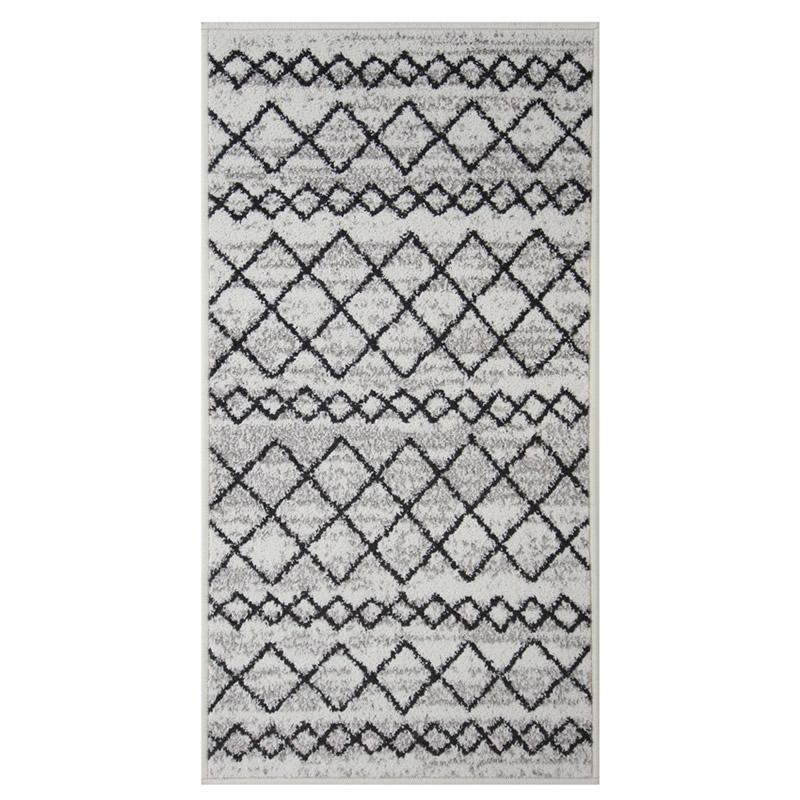 Covor dormitor Oriental Weavers Lotto, dreptunghiular, 80 x 140 cm shopu.ro
