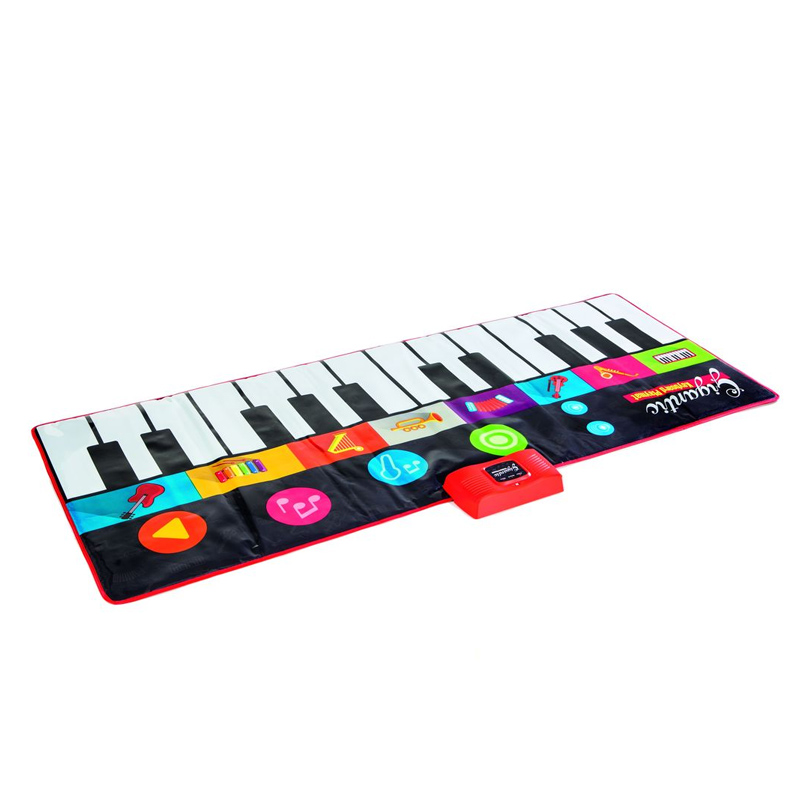 Covor muzical tip pian PlayMat, 181 cm, 4 functii, 3 ani+ 2021 shopu.ro