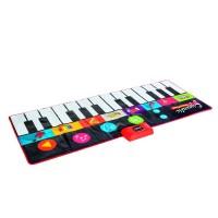 Covor muzical tip pian PlayMat, 181 cm, 4 functii, 3 ani+
