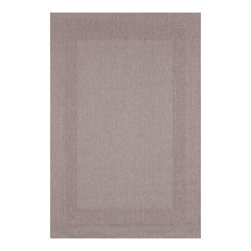 Covor dreptunghiular Sintelon Adria, 120 x 170 cm, polipropilena, model sisal, Bej shopu.ro