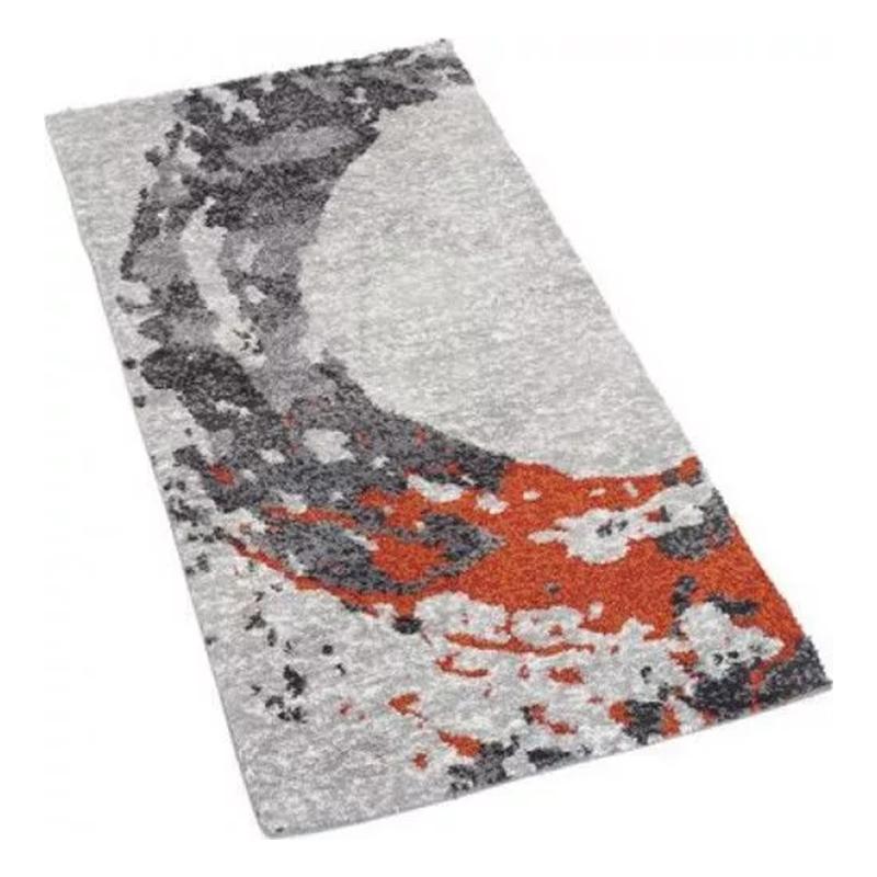 Covor microfibra Heinner, 70 x 140 cm, poliester, spate bumbac, model moon shopu.ro