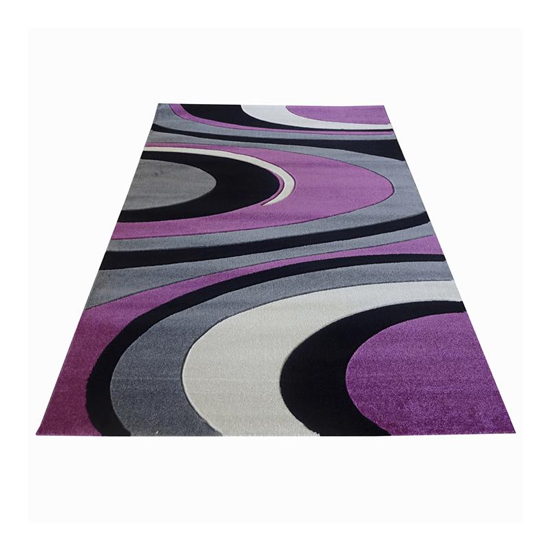 Covor modern Carvino, 80 x 150 cm, polipropilena, Multicolor shopu.ro