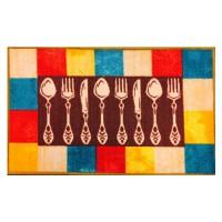 Covoras bucatarie Davo Pro Dish, dreptunghiular, 50 x 80 cm