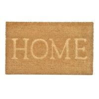Covoras decorativ intrare, 75 x 45 cm, mesaj Home