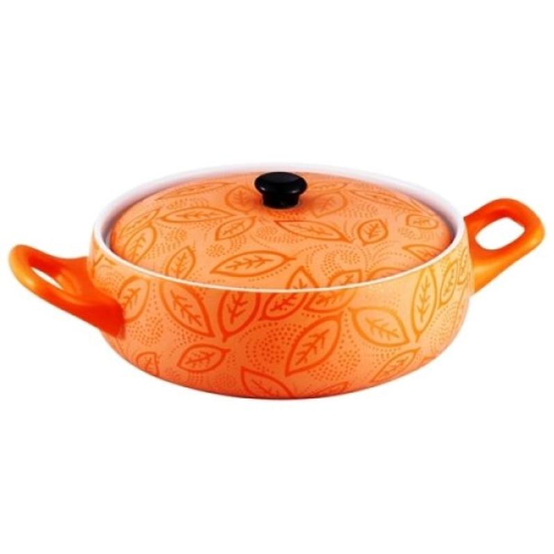 Cratita ceramica Vabene, 1.5 l, capac ceramica 2021 shopu.ro
