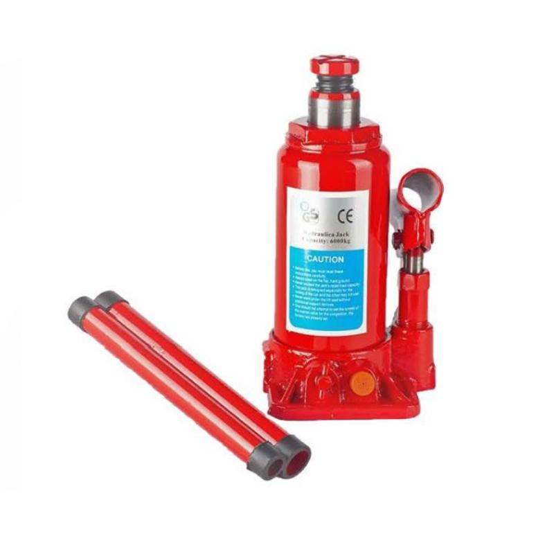 Cric hidraulic auto tip butelie Blade, 6 tone, inaltime 185-355 mm 2021 shopu.ro