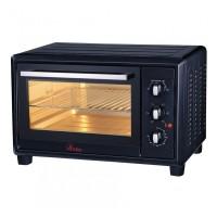 Cuptor electric Ardes, 1500 W, 40 l, 230 C, 6 functii, 4 trepte temperatura, timer, termostat