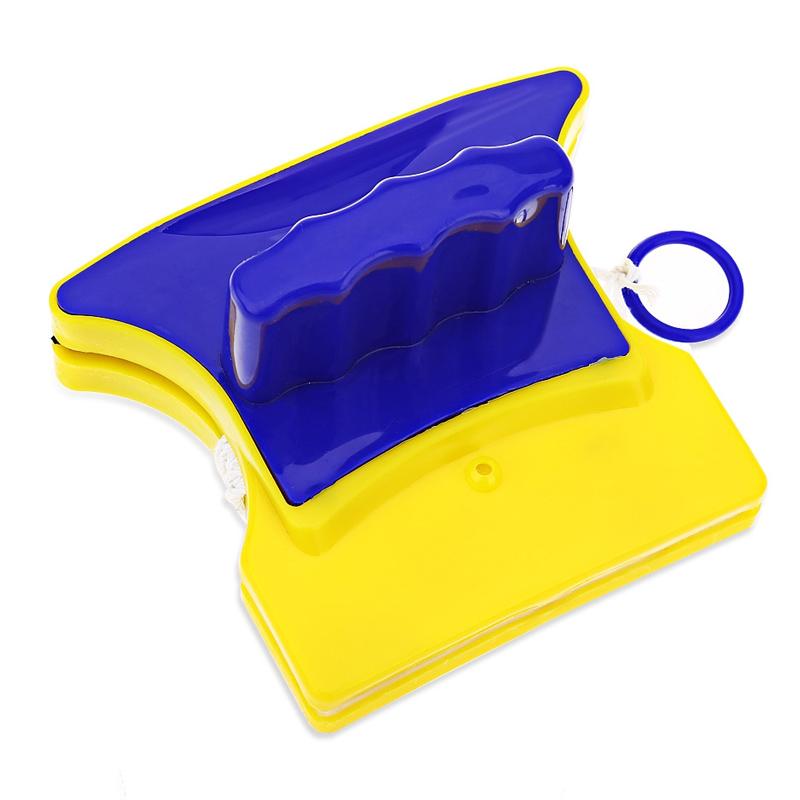 Curatator geamuri cu magnet Magic Window Cleaner, maner plastic shopu.ro