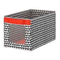 Cutie depozitare jucarii, 25 x 25 x 44 cm, manere laterale