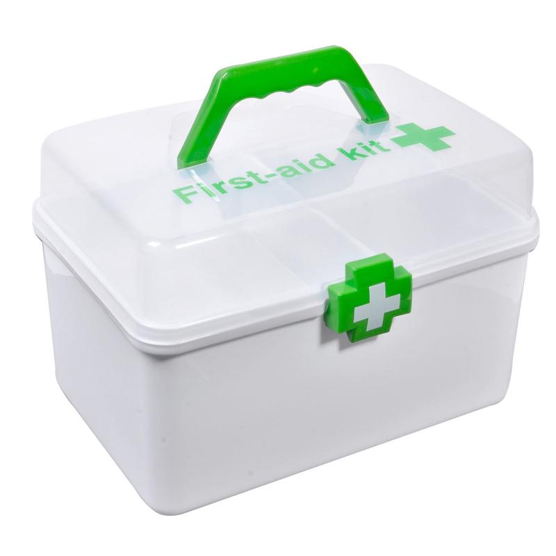 Cutie pentru medicamente First Aid Kit, 28 x 16 cm 2021 shopu.ro