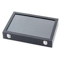 Cutie pentru prezentare tipsuri, geam sticla