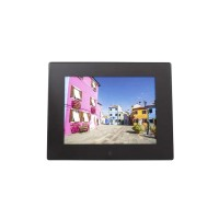 Rama foto cu telecomanda Pissarro Rollei, 8 inch, Negru