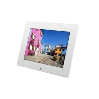 Rama foto cu telecomanda Pissarro Rollei, 8 inch, Alb