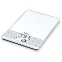 Cantar dieta Beurer DS61, 5 kg, LCD, 99 memorii, functie Tara
