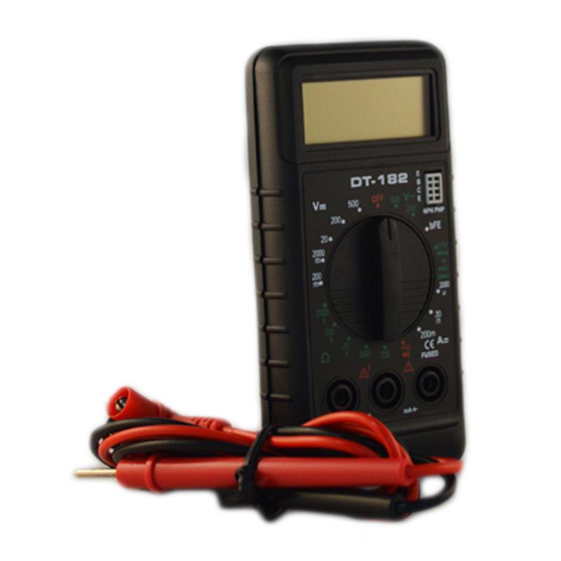Multimetru digital DT-182, compact 2021 shopu.ro