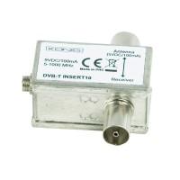 Insertor profesionist DVB-T Konig, 100 mA, 1.5 dB